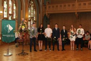 5. izlaidums Tālmācības vidusskolā «Rīgas Komercskola»