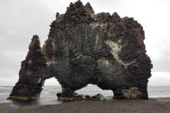 Zilonīša klints
