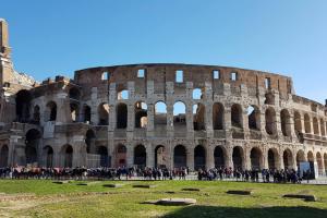 Iepazīsti Romu un Vatikānu ceļojot!