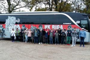 Izzinošā ekspedīcija «Domā un darbojies» - Autobus