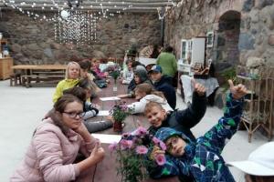 Izzinošā ekspedīcija «Domā un darbojies» - Tālmācības pamatskola