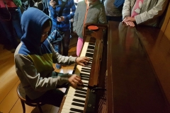 Rīgas Komercskolā mācās patiesi talanti