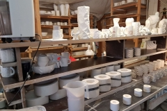 Porcelāna muzeja eksponāti