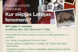 «Kur slēpjas Latvijas fenomens?