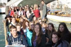Tālmācības vidusskola ceļojumā pa Itāliju