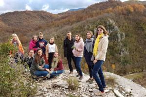 Rīgas Komercskolas mācību prakse Ģrieķijā