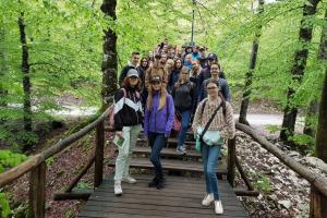 Mācību prakse Horvātijā un Slovēnijā