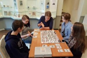 «Islandes ciemiņi» Rīgas Komercskolā