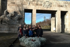 Lāčplēša diena - Rīgas Komercskola