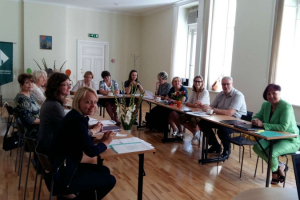 «Rīgas Komercskola» - pedagoģiskā sēde - 2016. gads, septembris