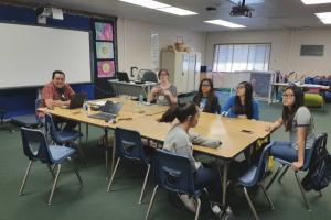 Pieredzes apmaiņa ASV skolās
