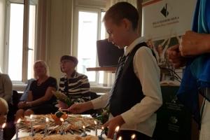 Zinību diena Rīgas Komercskolā