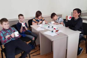 Radošā pēcpusdiena Talmācības vidusskola Rīgas Komercskola