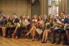 Rīgas Komercskola gaišie prāti - abosolventi