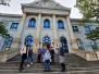 """Rīgas Komercskolas 1.-4. klases audzēkņi apmeklēja izstādi """"Rotaļāsimies?"""""""