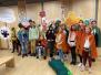 Rīgas Komercskolas izstādē Grāmatu plūdi: Ziemeļi satiek Baltiju bērnu grāmatās