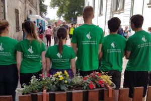 Tālmācības vidusskolas komanda startēja Tet Rīgas maratonā 2019