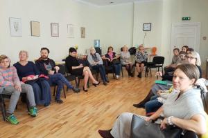 Skolas padomes atklātā sēde-kopsapulce