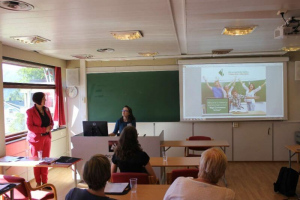 Starptautiskais mācību metodiskais seminārs Norvēģijā