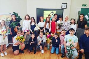 «Rīgas Komercskola» jauno mācību gadu ir uzsākusi ar kopīgu satikšanos!