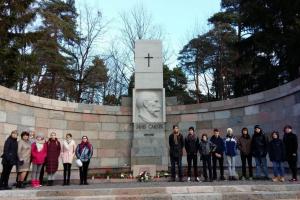 Vēstures stunda - par Jāņa Čakstes devumu Latvijai.