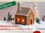 Ziemassvētku svinības ar pārsteigumiem - 19.12.2017.