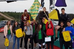 Rīgas Komercskola ZZ Čempionātā 2019
