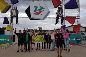 Tālmācības vidusskola Rīgas Komercskola ZZ Čempionātā 2019