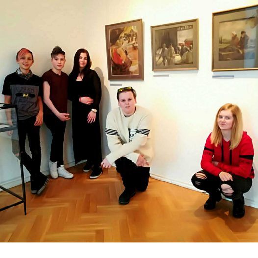 Literatūras konsultācija Jaņa Rozentāļa un Rūdolfa Blaumaņa muzejā
