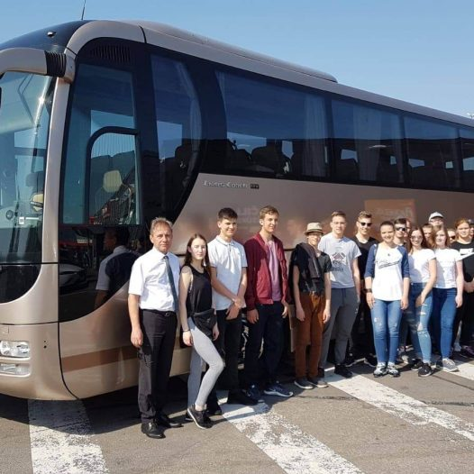 Rīgas Komercskolas audzēkņi izzinošajā ceļojumā – mācību praksē Horvātijā un Slovēnijā